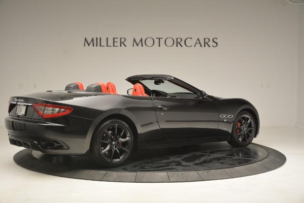 Used 2014 Maserati GranTurismo Sport for sale Sold at Alfa Romeo of Greenwich in Greenwich CT 06830 9