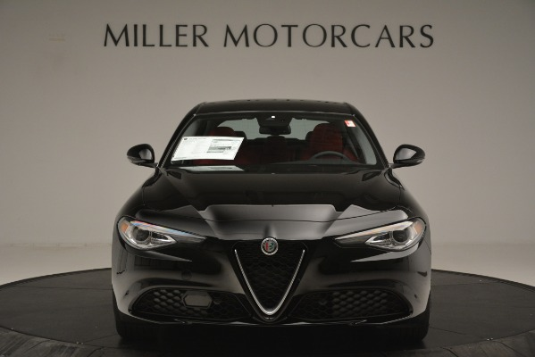 New 2019 Alfa Romeo Giulia Q4 for sale Sold at Alfa Romeo of Greenwich in Greenwich CT 06830 12