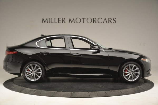 New 2019 Alfa Romeo Giulia Q4 for sale Sold at Alfa Romeo of Greenwich in Greenwich CT 06830 9