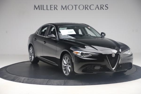 New 2019 Alfa Romeo Giulia Q4 for sale $46,140 at Alfa Romeo of Greenwich in Greenwich CT 06830 11