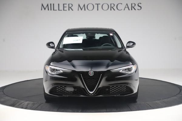 New 2019 Alfa Romeo Giulia Q4 for sale $46,140 at Alfa Romeo of Greenwich in Greenwich CT 06830 12
