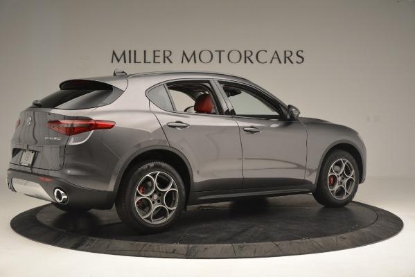 New 2019 Alfa Romeo Stelvio Sport Q4 for sale Sold at Alfa Romeo of Greenwich in Greenwich CT 06830 8