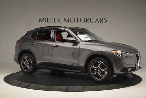 New 2019 Alfa Romeo Stelvio Sport Q4 for sale Sold at Alfa Romeo of Greenwich in Greenwich CT 06830 10