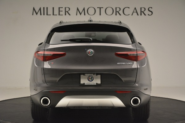 New 2019 Alfa Romeo Stelvio Sport Q4 for sale Sold at Alfa Romeo of Greenwich in Greenwich CT 06830 6