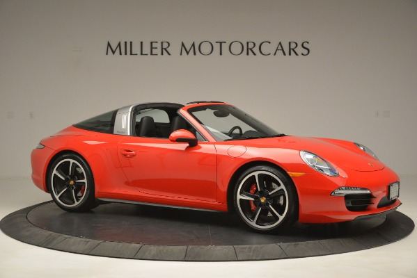 Used 2016 Porsche 911 Targa 4S for sale Sold at Alfa Romeo of Greenwich in Greenwich CT 06830 10