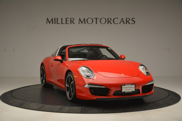 Used 2016 Porsche 911 Targa 4S for sale Sold at Alfa Romeo of Greenwich in Greenwich CT 06830 11