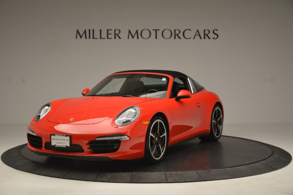 Used 2016 Porsche 911 Targa 4S for sale Sold at Alfa Romeo of Greenwich in Greenwich CT 06830 13