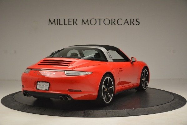Used 2016 Porsche 911 Targa 4S for sale Sold at Alfa Romeo of Greenwich in Greenwich CT 06830 16