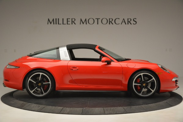 Used 2016 Porsche 911 Targa 4S for sale Sold at Alfa Romeo of Greenwich in Greenwich CT 06830 17