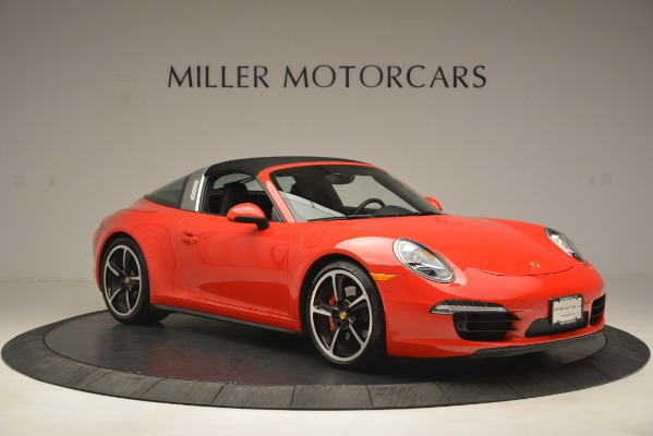 Used 2016 Porsche 911 Targa 4S for sale Sold at Alfa Romeo of Greenwich in Greenwich CT 06830 18