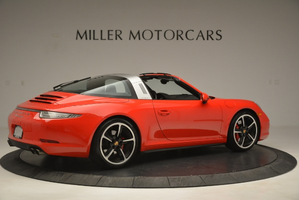 Used 2016 Porsche 911 Targa 4S for sale Sold at Alfa Romeo of Greenwich in Greenwich CT 06830 8