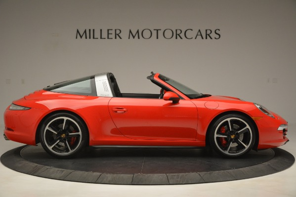 Used 2016 Porsche 911 Targa 4S for sale Sold at Alfa Romeo of Greenwich in Greenwich CT 06830 9