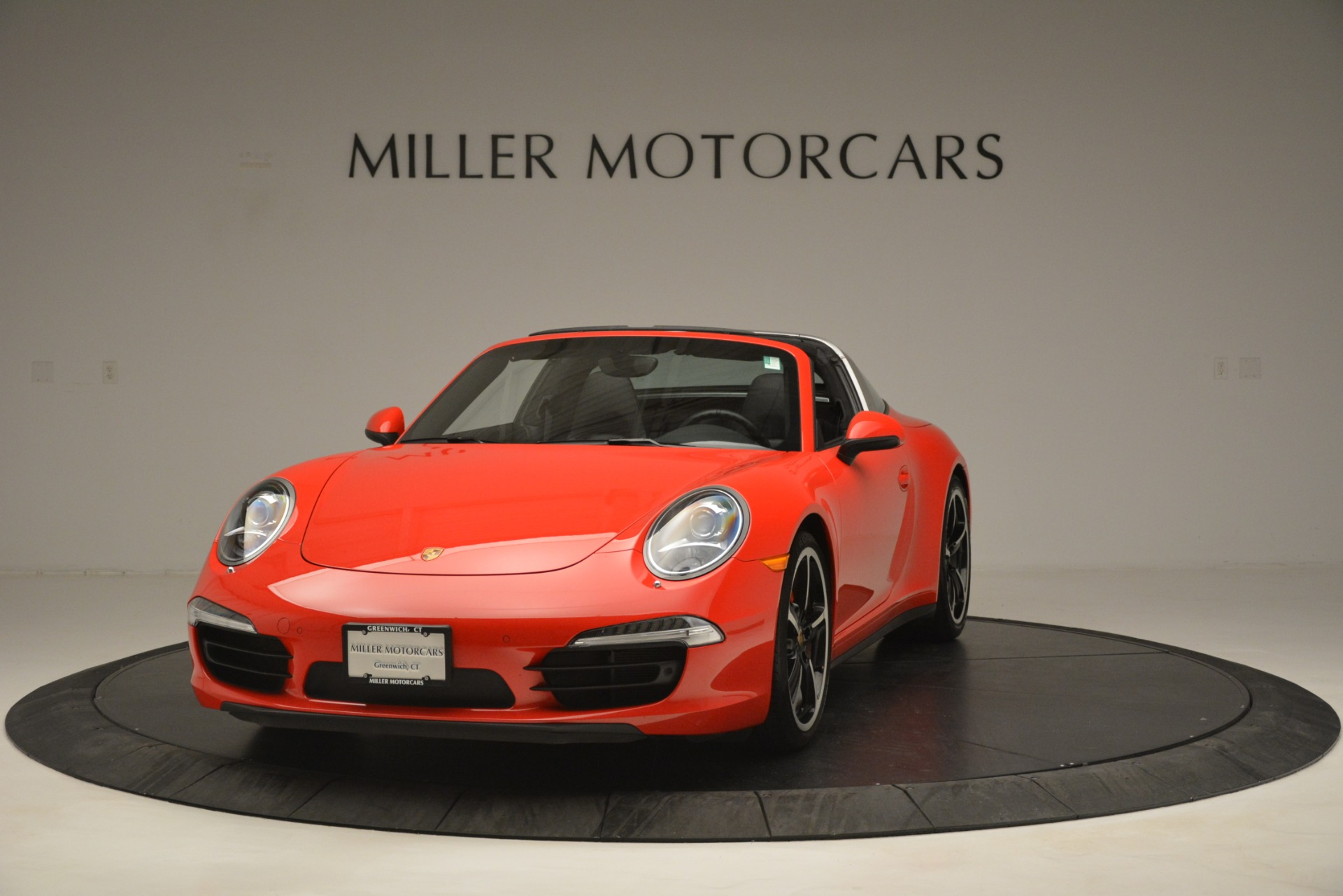 Used 2016 Porsche 911 Targa 4S for sale Sold at Alfa Romeo of Greenwich in Greenwich CT 06830 1