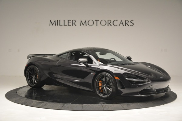 New 2019 McLaren 720S Coupe for sale $351,470 at Alfa Romeo of Greenwich in Greenwich CT 06830 10