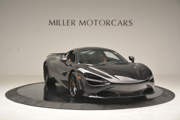 New 2019 McLaren 720S Coupe for sale $351,470 at Alfa Romeo of Greenwich in Greenwich CT 06830 11