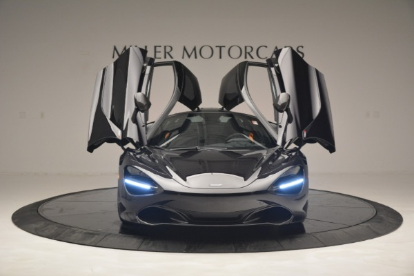 New 2019 McLaren 720S Coupe for sale $351,470 at Alfa Romeo of Greenwich in Greenwich CT 06830 13