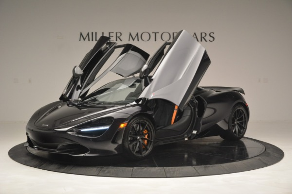 New 2019 McLaren 720S Coupe for sale $351,470 at Alfa Romeo of Greenwich in Greenwich CT 06830 14