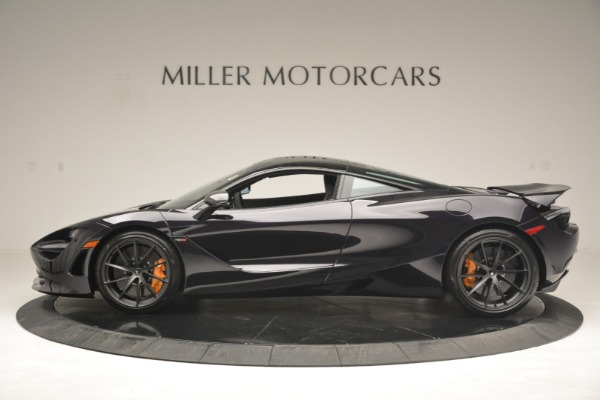 New 2019 McLaren 720S Coupe for sale Call for price at Alfa Romeo of Greenwich in Greenwich CT 06830 3