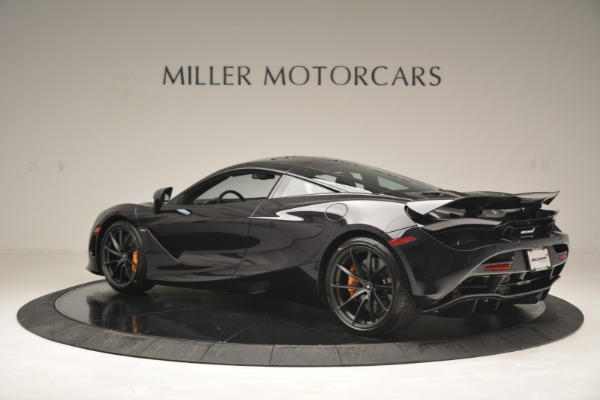 New 2019 McLaren 720S Coupe for sale $351,470 at Alfa Romeo of Greenwich in Greenwich CT 06830 4