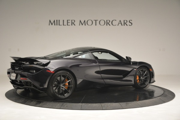 New 2019 McLaren 720S Coupe for sale $351,470 at Alfa Romeo of Greenwich in Greenwich CT 06830 8