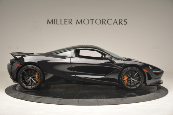 New 2019 McLaren 720S Coupe for sale $351,470 at Alfa Romeo of Greenwich in Greenwich CT 06830 9