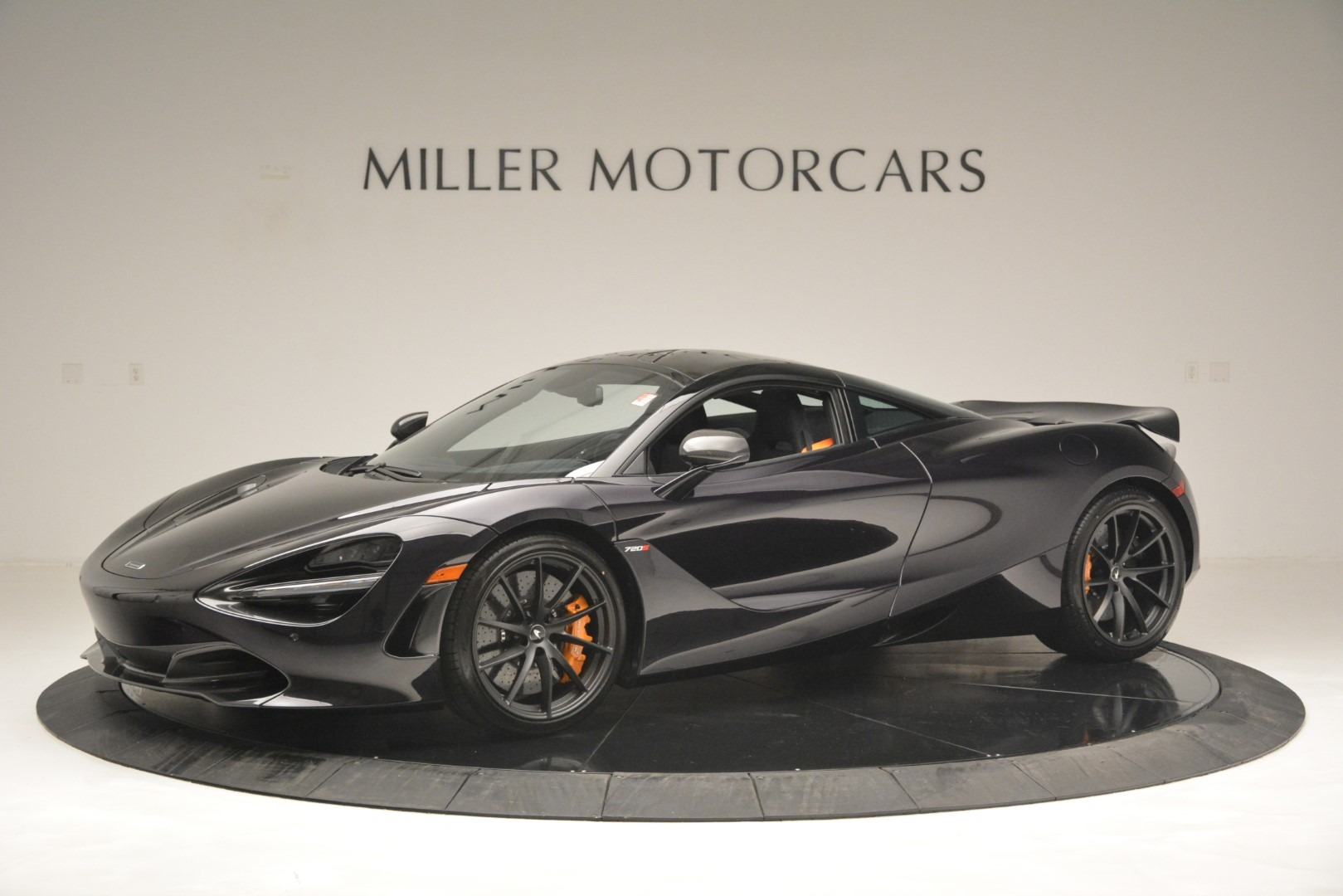 New 2019 McLaren 720S Coupe for sale $351,470 at Alfa Romeo of Greenwich in Greenwich CT 06830 1