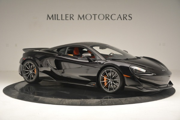 New 2019 McLaren 600LT Coupe for sale Sold at Alfa Romeo of Greenwich in Greenwich CT 06830 11