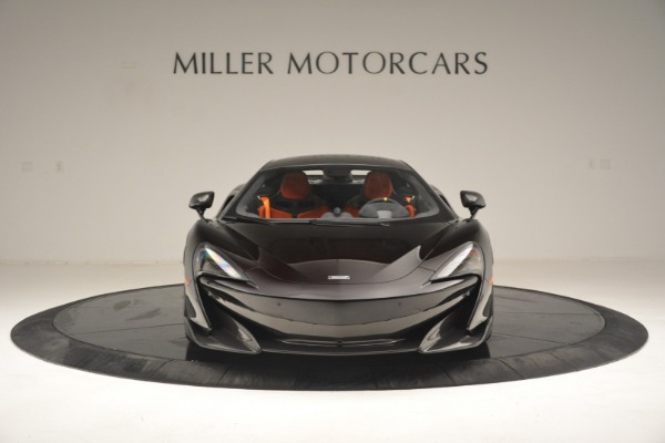 New 2019 McLaren 600LT Coupe for sale Sold at Alfa Romeo of Greenwich in Greenwich CT 06830 13