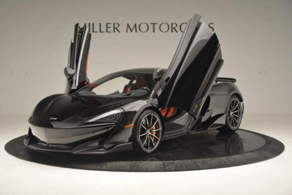 New 2019 McLaren 600LT Coupe for sale Sold at Alfa Romeo of Greenwich in Greenwich CT 06830 15