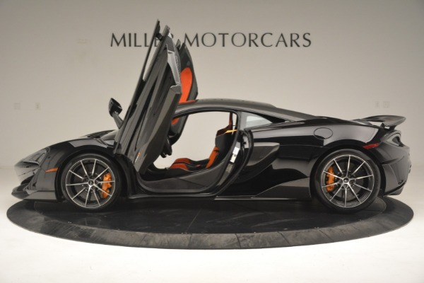New 2019 McLaren 600LT Coupe for sale Sold at Alfa Romeo of Greenwich in Greenwich CT 06830 16