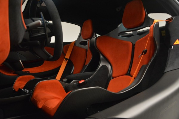 New 2019 McLaren 600LT Coupe for sale Sold at Alfa Romeo of Greenwich in Greenwich CT 06830 20