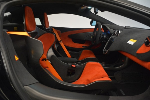 New 2019 McLaren 600LT Coupe for sale Sold at Alfa Romeo of Greenwich in Greenwich CT 06830 22