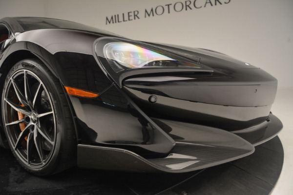 New 2019 McLaren 600LT Coupe for sale Sold at Alfa Romeo of Greenwich in Greenwich CT 06830 24