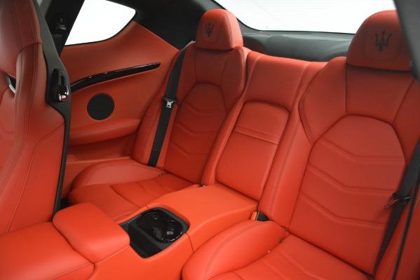New 2018 Maserati GranTurismo Sport for sale Sold at Alfa Romeo of Greenwich in Greenwich CT 06830 19