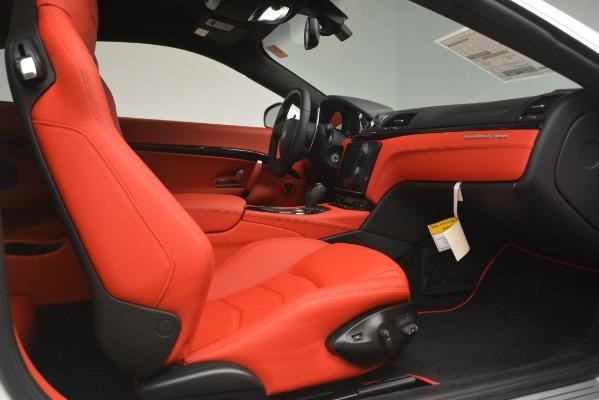 New 2018 Maserati GranTurismo Sport for sale Sold at Alfa Romeo of Greenwich in Greenwich CT 06830 21
