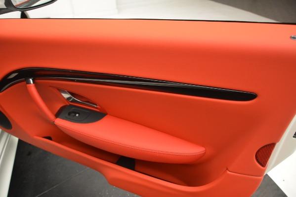 New 2018 Maserati GranTurismo Sport for sale Sold at Alfa Romeo of Greenwich in Greenwich CT 06830 23