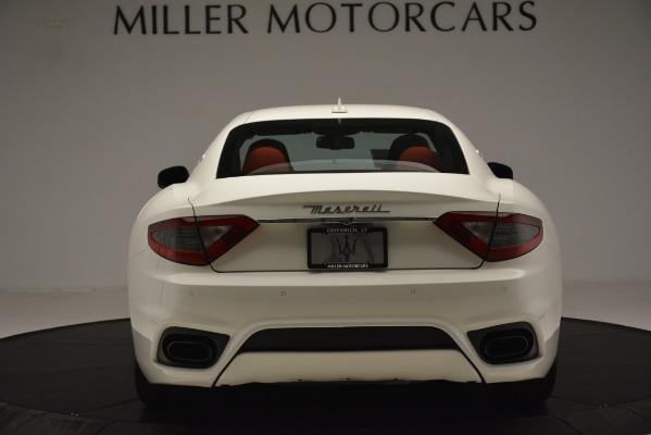 New 2018 Maserati GranTurismo Sport for sale Sold at Alfa Romeo of Greenwich in Greenwich CT 06830 6