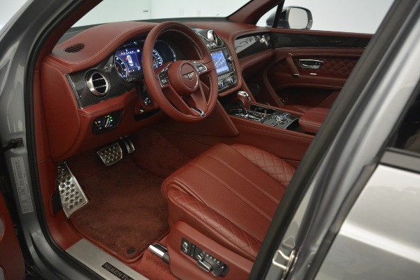 New 2019 Bentley Bentayga V8 for sale Sold at Alfa Romeo of Greenwich in Greenwich CT 06830 22