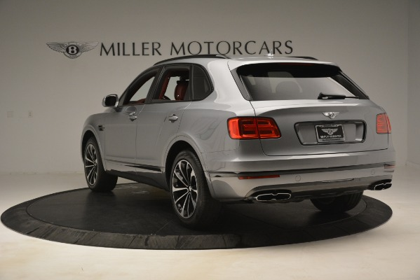 New 2019 Bentley Bentayga V8 for sale Sold at Alfa Romeo of Greenwich in Greenwich CT 06830 5