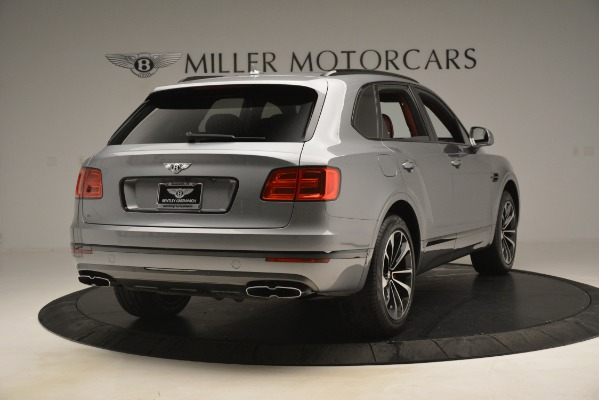 New 2019 Bentley Bentayga V8 for sale Sold at Alfa Romeo of Greenwich in Greenwich CT 06830 7