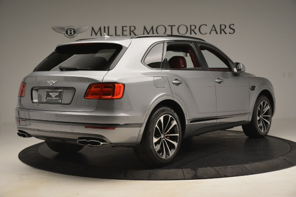 New 2019 Bentley Bentayga V8 for sale Sold at Alfa Romeo of Greenwich in Greenwich CT 06830 8