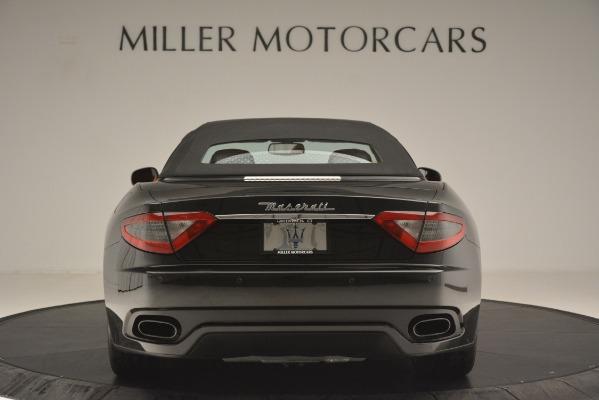 Used 2015 Maserati GranTurismo Sport for sale Sold at Alfa Romeo of Greenwich in Greenwich CT 06830 12