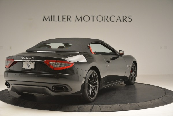 Used 2015 Maserati GranTurismo Sport for sale Sold at Alfa Romeo of Greenwich in Greenwich CT 06830 14