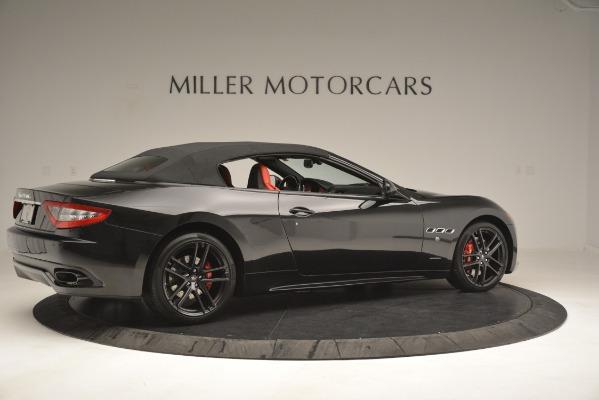 Used 2015 Maserati GranTurismo Sport for sale Sold at Alfa Romeo of Greenwich in Greenwich CT 06830 16