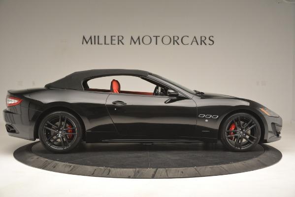 Used 2015 Maserati GranTurismo Sport for sale Sold at Alfa Romeo of Greenwich in Greenwich CT 06830 18