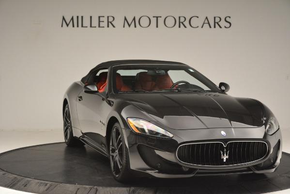 Used 2015 Maserati GranTurismo Sport for sale Sold at Alfa Romeo of Greenwich in Greenwich CT 06830 22