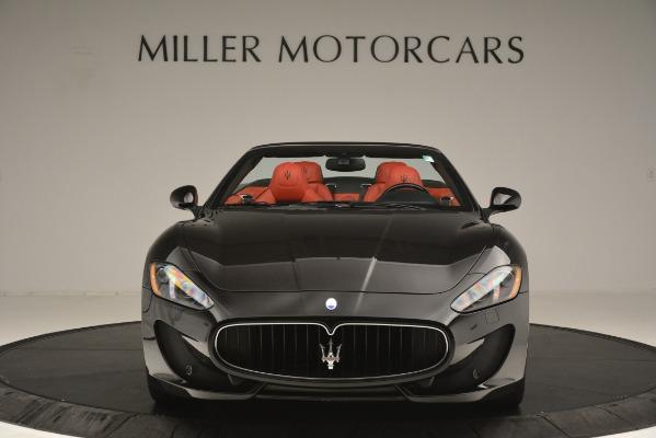 Used 2015 Maserati GranTurismo Sport for sale Sold at Alfa Romeo of Greenwich in Greenwich CT 06830 23