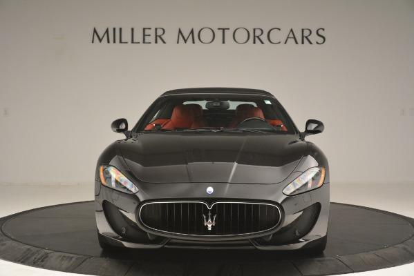 Used 2015 Maserati GranTurismo Sport for sale Sold at Alfa Romeo of Greenwich in Greenwich CT 06830 24