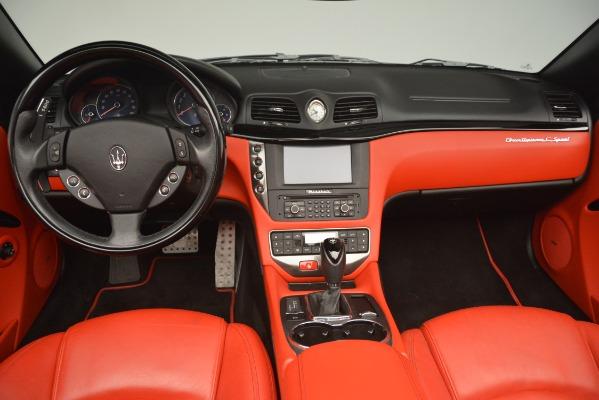 Used 2015 Maserati GranTurismo Sport for sale Sold at Alfa Romeo of Greenwich in Greenwich CT 06830 28