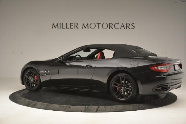 Used 2015 Maserati GranTurismo Sport for sale Sold at Alfa Romeo of Greenwich in Greenwich CT 06830 8